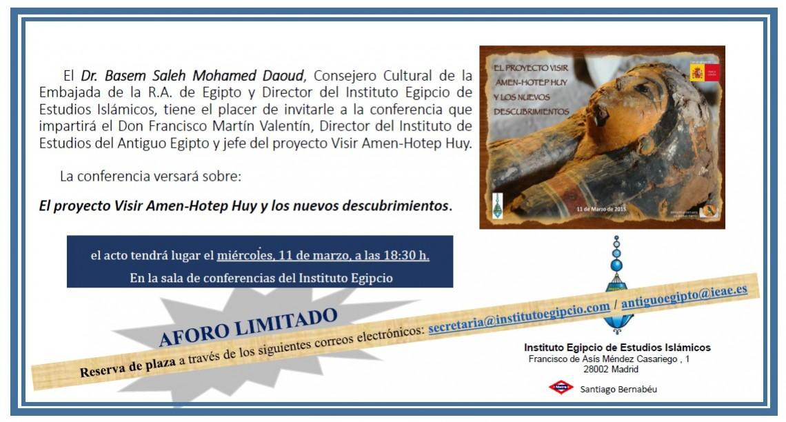 Visir Amen-Hotep Huy A.L.
